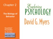 P101 Myers Chapter 2 Part 1 Jan27_D2L