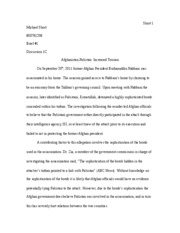 Michael Short Poli Sci 20 Brief 1