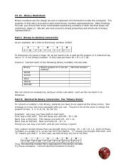 binary worksheet.doc
