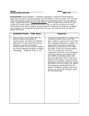 Double-Entry Journal for Human Language vs. Animal Communication.docx