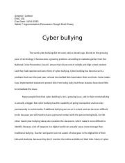 Pshe year   bullying essay Brefash the college essay coach garden