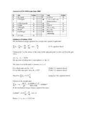 ENG1010-Solution-Main-S1 2008
