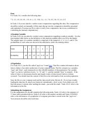 Introduction to Statisitics Written Assignment 4.docx