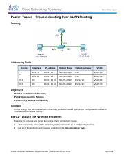 2.2.2.4 Packet Tracer - Troubleshooting Inter-VLAN Routing(1).docx