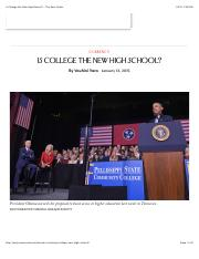 Is College the New High School- - The New Yorker.pdf