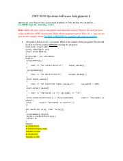 CSCI_3232_Systems Software_A4.docx