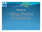 Lecture__12_Chapter_16__Using_effective_Promotions