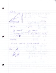 application of trig functions