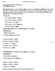 Logical Reasoning -More exercjhise questions.pdf
