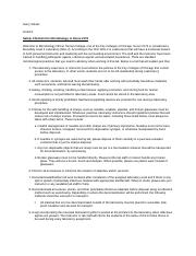 Chapter 1 - Safety Checklist for Micbiology Lab Manual.docx