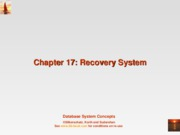 17-Recovery System