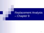 Chapter 9_Replacement_Analysis