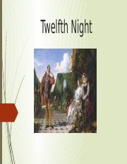 Twelfth Night.pptx