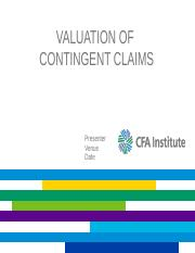 L03+Valuation+of+Contingent+Claims.pptx