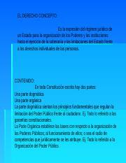 Los Principios Generales Del Derecho Constitucional Del