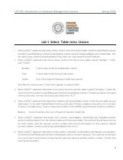 Lab 1 Select, Table Joins, Unions.pdf