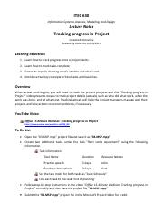Microsoft Project Lecture Notes Exercise 4.pdf