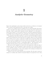 multivariable_01_Analytic_Geometry
