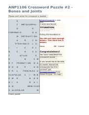 ANP1106 Crossword Puzzle #2 - Bones and Joints.html