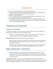 Contracts_Outline_by_topic