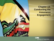 U2M3-Chapter 13-Conducting the Assurance Engagement
