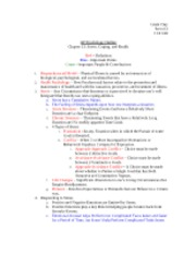APP Ch.13 Outline Stress_Coping_Health