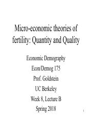 14.Micro-economic theories of fertility (continued) 2018.pdf