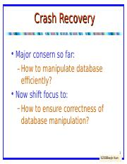 lecture9-Crash+Recovery