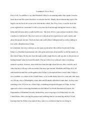Sociology of Women assignment 2.docx