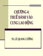 Thue danh vao cung lao dong.ppt
