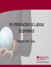 Chapter 1 - 2 - An Introduction to Labour Economics.pptx