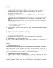 Data link layer study guide chp4-6