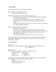 2012Midterm Review Notes Econ 341