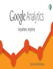 Google Analytics- Technical Definitions.pptx