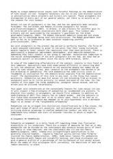 pedophilia causes and typologies Pedophilia essay examples an introduction to the issue of pedophilia: the causes and typologies 1,672 words 4 pages sexual offenses and the criminal law in.