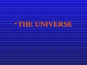 the_universe