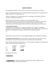 Ch 9 Notes_Partnerships.docx