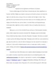 autoethnographic essay a misinterpreted genre according to mary 7 pages essay 3