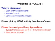 ACC231-Wk 7-Class 1-RC-Kemp Chs 6-12-internal controls plus horizontal and vertical analysis-SV