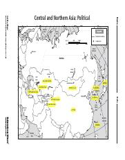 Central and North Asia Map Labelled Highlight.pdf - Central ...
