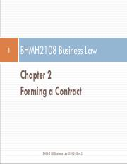 Chapter02_Forming a Contract.pdf