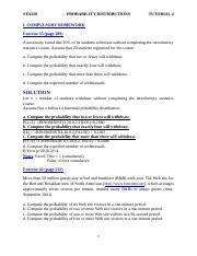 Tutorial Solutions week 4A.docx