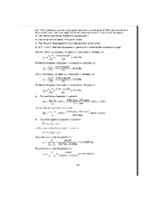 Chapter 6 Homework Solution on Synchronous Generators I