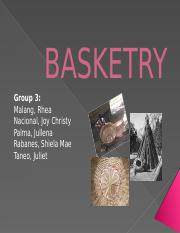 BASKETRY-Group-3