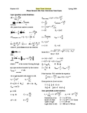Exam3_2007Spring_Solutions