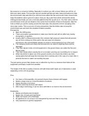 Debate topic paper and questions
