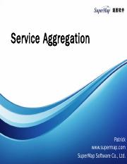 Service Aggregation