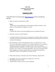Assignment # 2_IFT - KEY.pdf