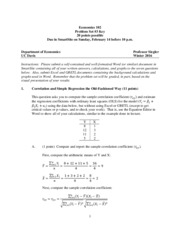 Economics+102+Problem+Set+3+Key+W2016