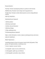 marketing chapter one notes Start studying marketing chapter 1 notes learn vocabulary, terms, and more with flashcards, games, and other study tools.
